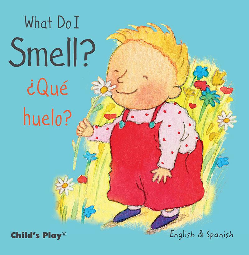 What Do I Smell? / ¿Qué huelo? - Jacket