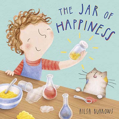 The Jar of Happiness - Jacket