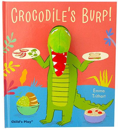 Crocodile's Burp - Jacket