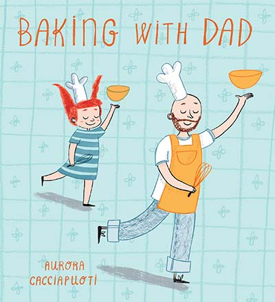 Baking with Dad - Jacket