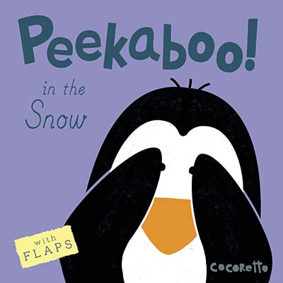 Peekaboo! In the Snow! - Jacket