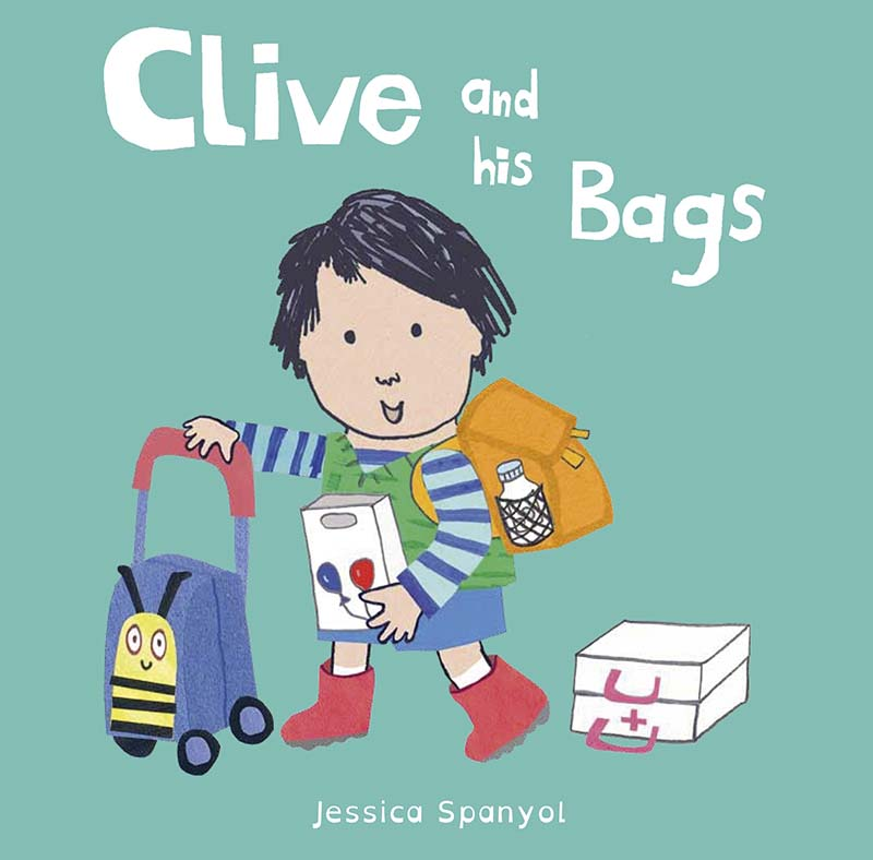 Clive and his Bags - Jacket