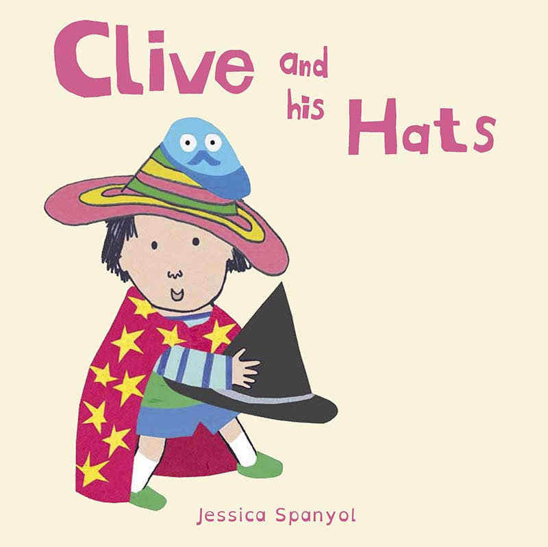 Clive and his Hats - Jacket
