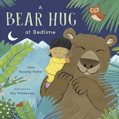 A Bear Hug at Bedtime - Jacket