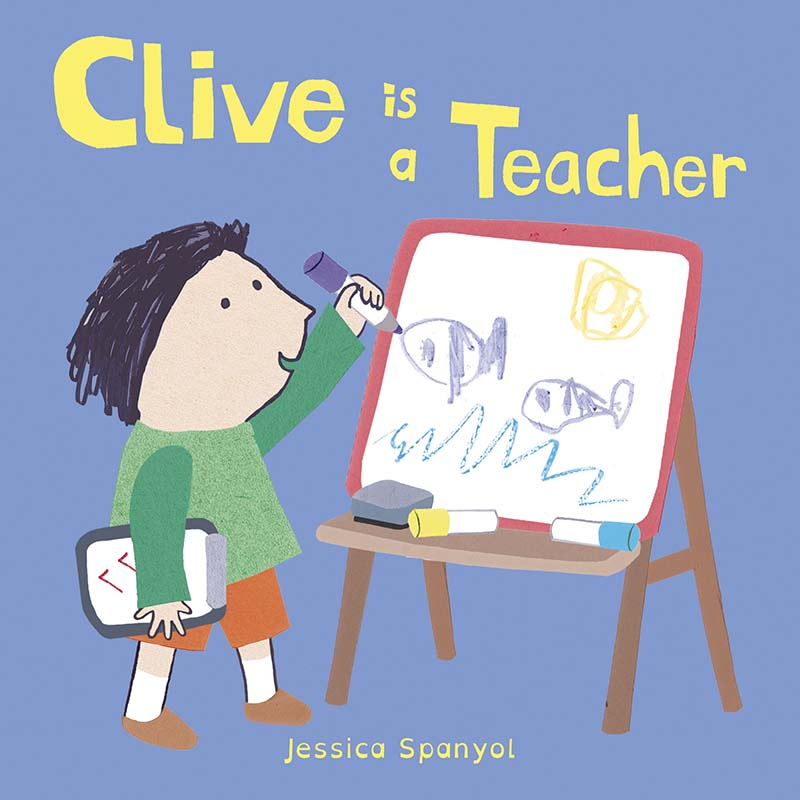Clive is a Teacher - Jacket