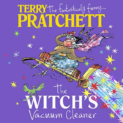 The Witch's Vacuum Cleaner - Jacket