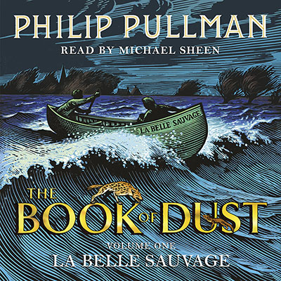 La Belle Sauvage: The Book of Dust Volume One - Jacket