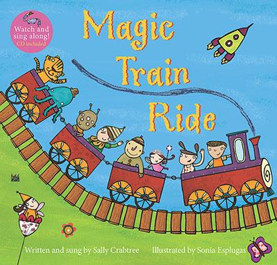 Magic Train Ride BC w CDEX - Jacket