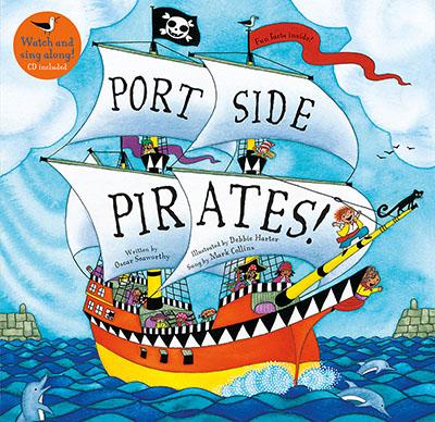 Port Side Pirates BC w CDEX - Jacket