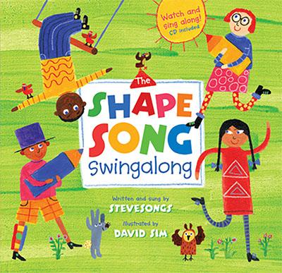 Shape Song Swingalong BC w CDEX, The - Jacket