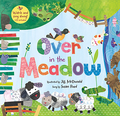 Over in the Meadow BC w CDEX - Jacket