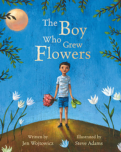 Boy Who Grew Flowers BC - Jacket