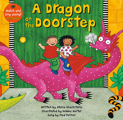 Dragon on the Doorstep BC w CDEX - Jacket