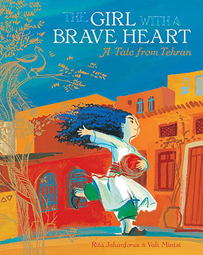 Girl with a Brave Heart BC - Jacket