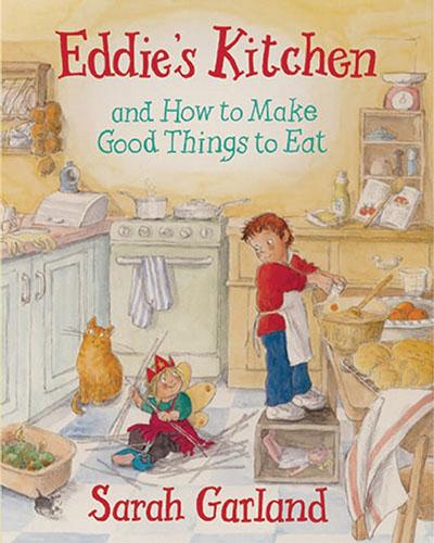 Eddie's Kitchen - Jacket
