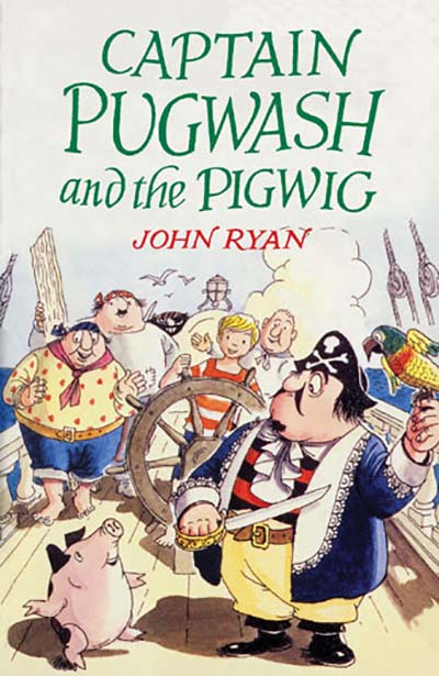 Captain Pugwash and the Pigwig - Jacket