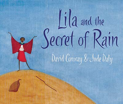 Lila and the Secret of Rain - Jacket