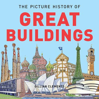 The  Picture History of Great Buildings - Jacket