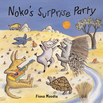 Noko's Surprise Party - Jacket