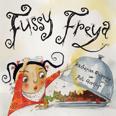 Fussy Freya - Jacket