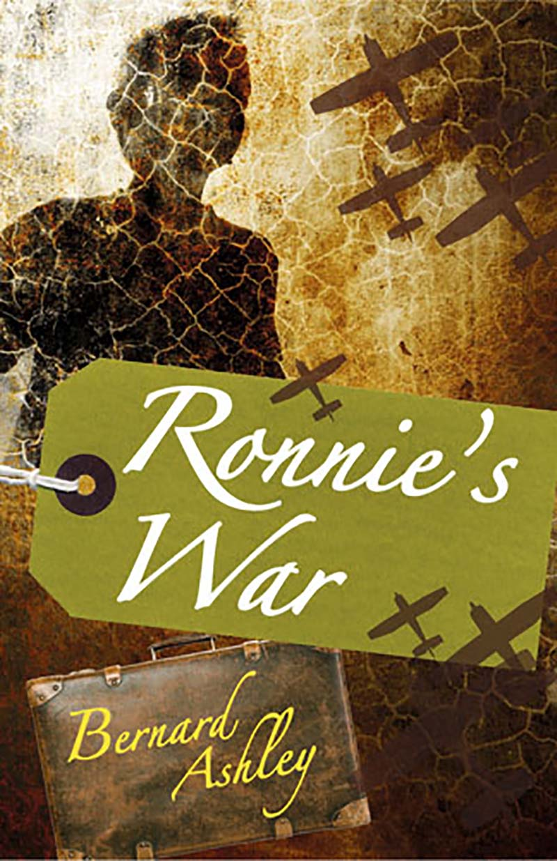 Ronnie's War - Jacket