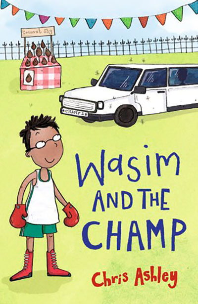 Wasim and the Champ - Jacket