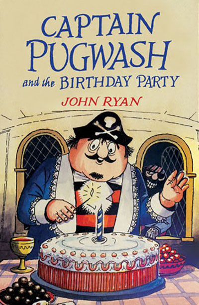 Captain Pugwash and the Birthday Party - Jacket
