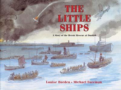 The  Little Ships - Jacket
