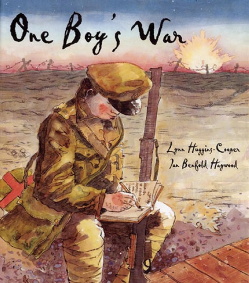 One Boy's War - Jacket