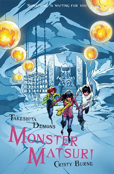 Takeshita Demons: Monster Matsuri - Jacket