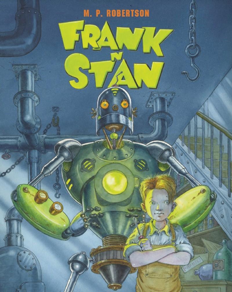 Frank'n'Stan - Jacket