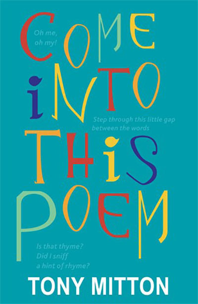 Come Into This Poem - Jacket