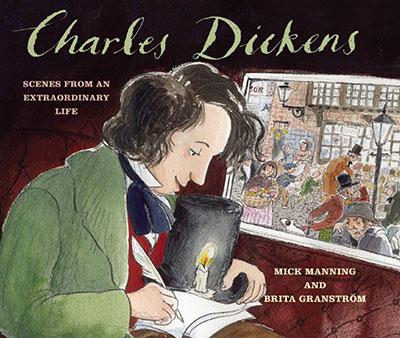Charles Dickens - Jacket
