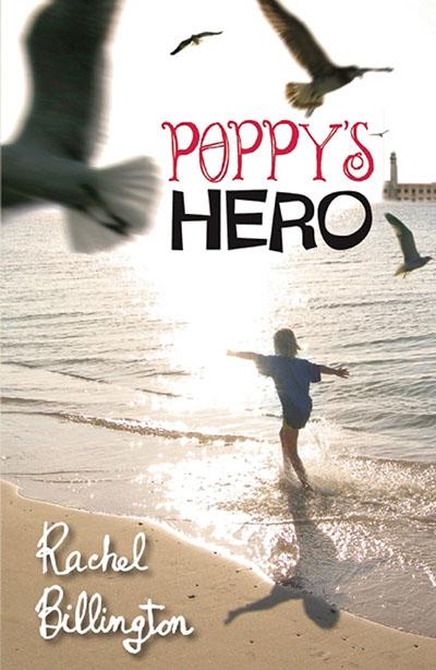 Poppy's Hero - Jacket