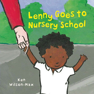 Lenny Goes to Nursery School - Jacket