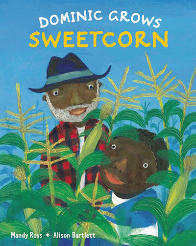 Dominic Grows Sweetcorn - Jacket
