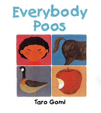 Everybody Poos Mini Edition - Jacket