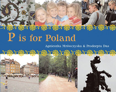 P is for Poland - Jacket