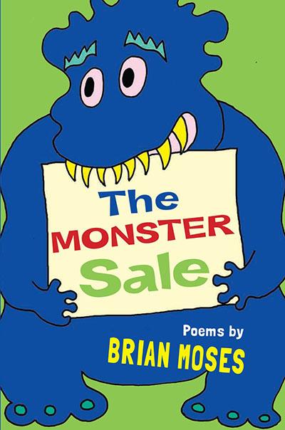 The  Monster Sale - Jacket