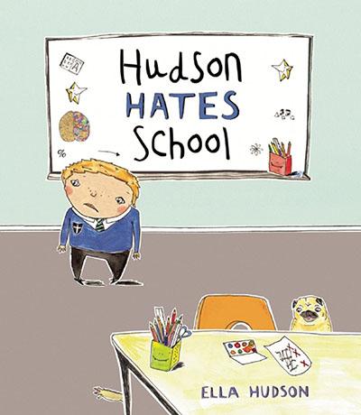 Hudson Hates School - Jacket