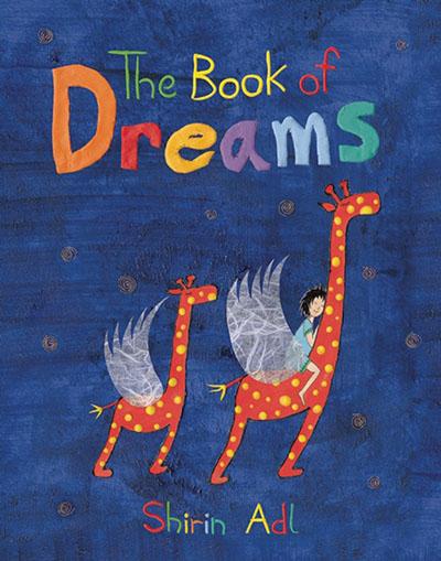 The  Book of Dreams - Jacket