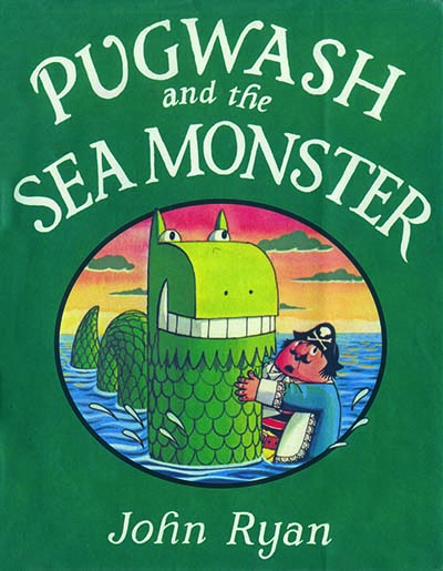 Pugwash and the Sea Monster - Jacket