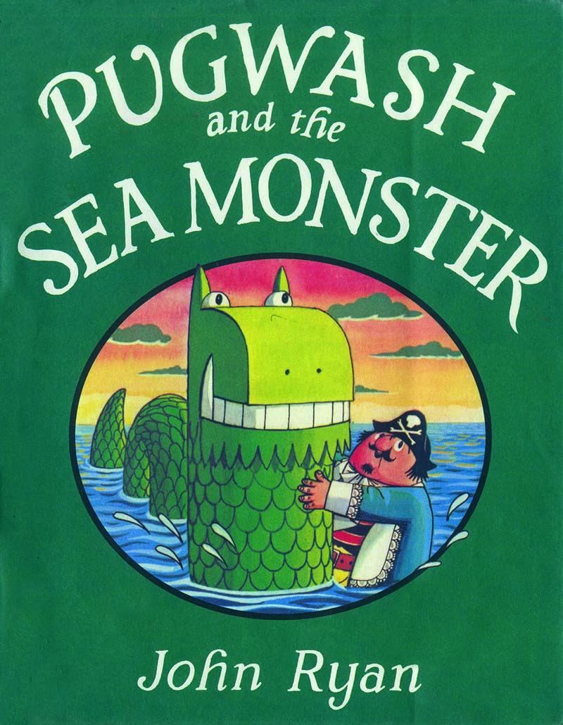 Pugwash and the Sea Monster - Jacket