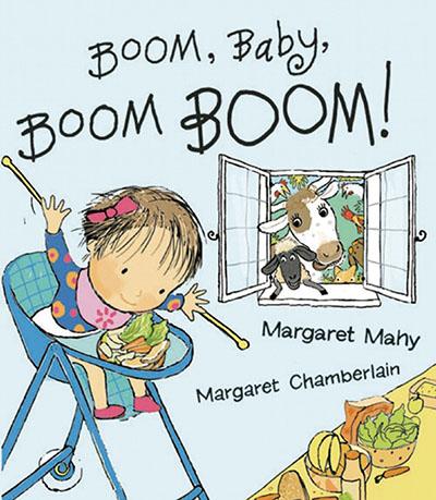 Boom, Baby, Boom Boom! - Jacket