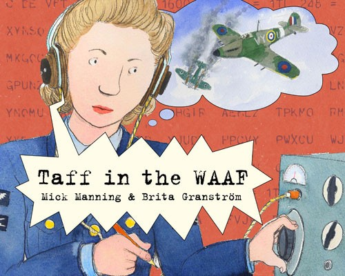 Taff in the WAAF - Jacket
