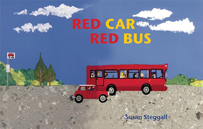Red Car, Red Bus - Jacket