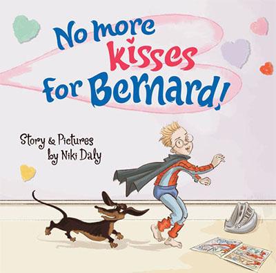 No More Kisses for Bernard! - Jacket