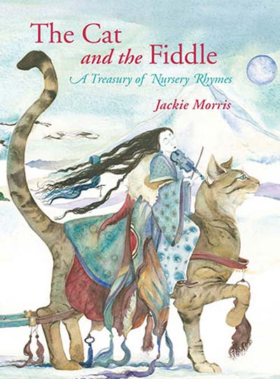 The  Cat and the Fiddle - Jacket