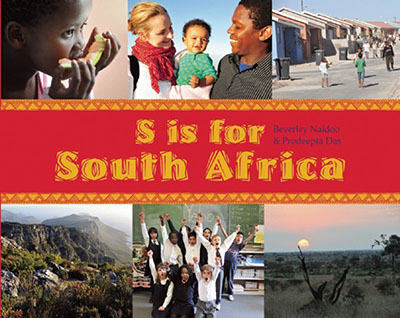 S is for South Africa - Jacket