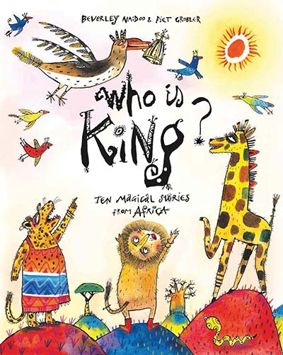 Who is King? - Jacket